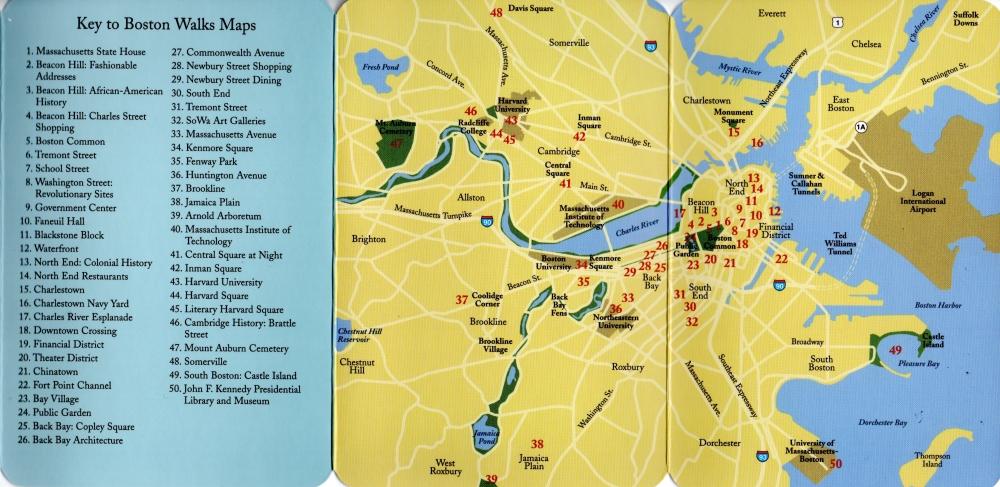 Boston_City Walks